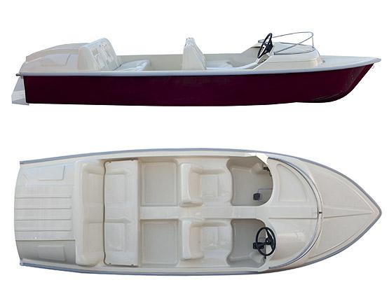 ePedal-Yacht-vues de dessus